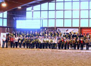 Foto Kölner Stadtmeisterschaft 2016 Ehrung Alle A