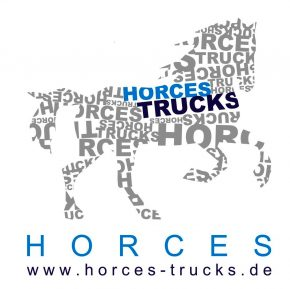 Logo HORCES TRUCKS